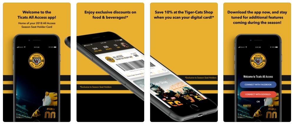 TicatsAllAccessAppStore